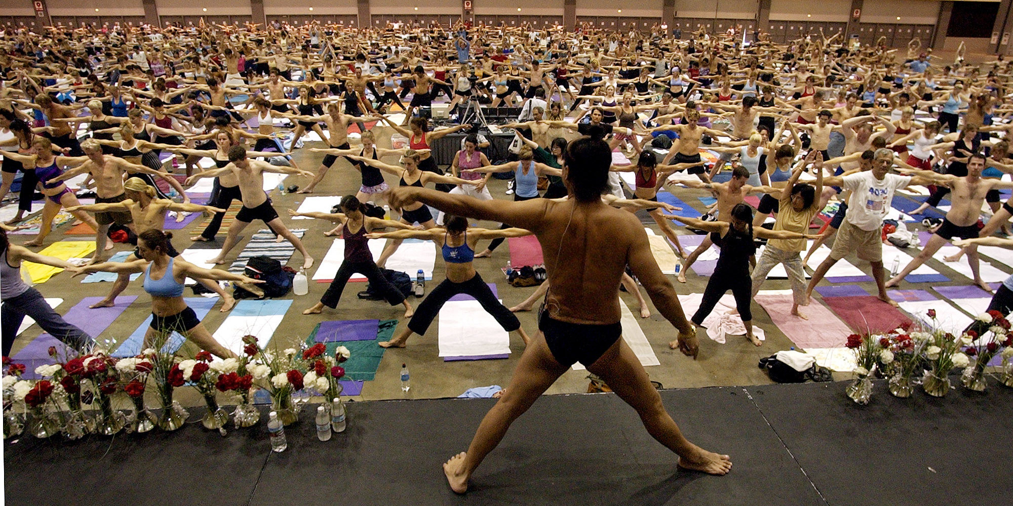 Bikram, lo Hot Yoga a 40 gradi