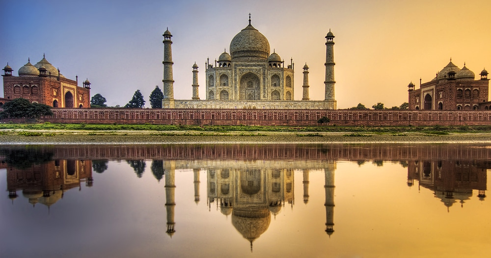 Incredibile India - Taj Mahal