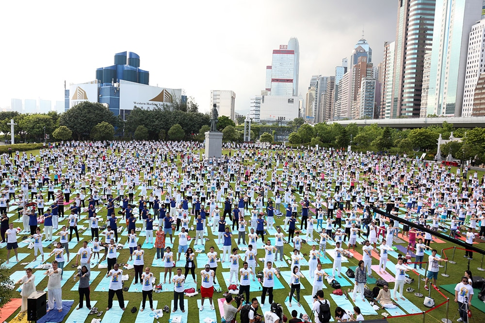Hong Kong Yoga