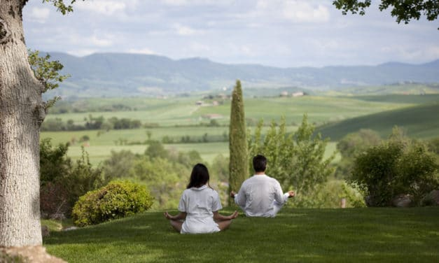 Yoga Retreat a 5 stelle
