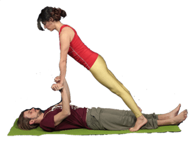 Sequenza Acroyoga 2