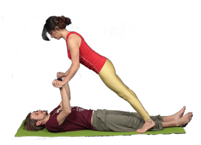 Sequenza Acroyoga 3